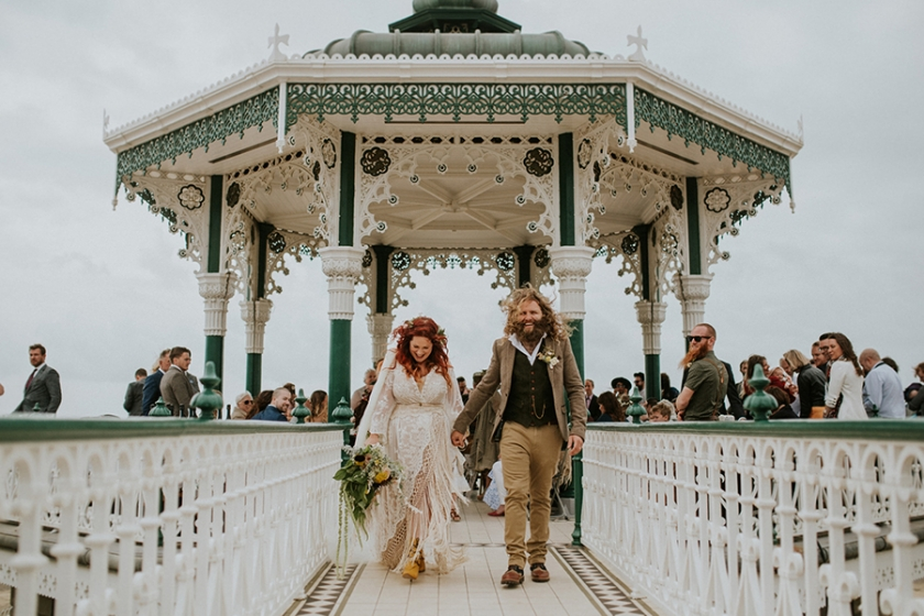 011 Sussex Wedding Photographer - Brighton Wedding